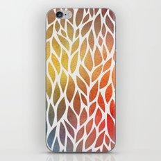 Petals Pattern #4 iPhone & iPod Skin