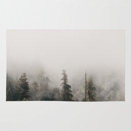 Forbidden Forest - Wanderlust Nature Photography Rug