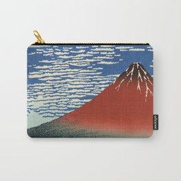 South Wind, Clear Sky (Gaifū kaisei or 凱風快晴) Carry-All Pouch