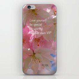 Love Yourself  VIP iPhone Skin