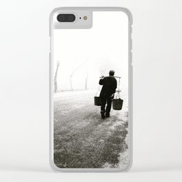 The Long March Clear iPhone Case