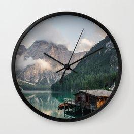 Lakehouse Wall Clock