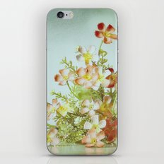 Anemone arrangement iPhone & iPod Skin