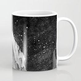 mont gore - mountain and star Coffee Mug