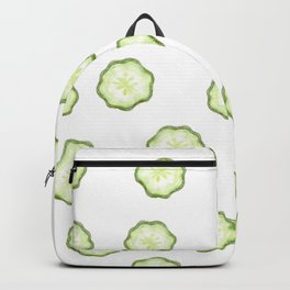 cucumber sllice Backpack