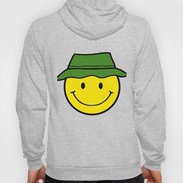 Happy Camper - Cute Smiley Hoody