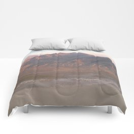 Nevada Desert Mountain Comforters