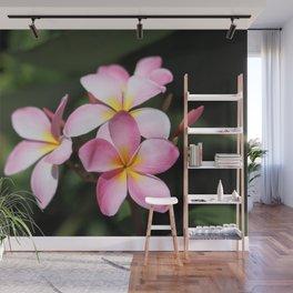 Hawaiian Flower Wall Mural