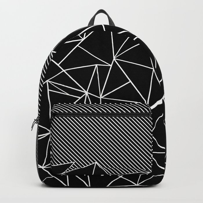 Ab Lines 45 Black Backpack