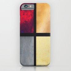 Four Squares 001 Slim Case iPhone 6s
