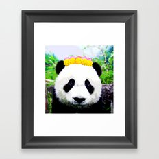 My Panda Framed Art Print