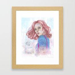Live Original Framed Art Print