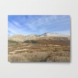 Mount Bierstadt, CO Metal Print