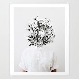 You always spring to mind Art Print