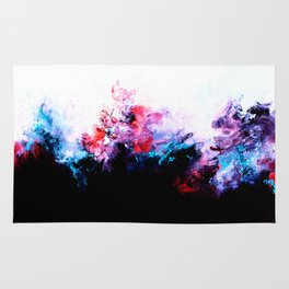 The Fog (Bright, Inverted) Rug