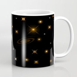 Star Aura Quartz Coffee Mug