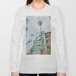 beverly hills / los angeles, california Long Sleeve T-shirt