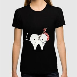 Its Tooth Soon To Say Goodbye T-shirt