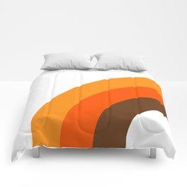 Harvest Rainbow - Left Side Comforters
