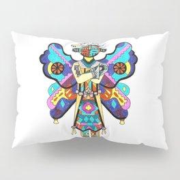 Kachina Butterfly 5 Pillow Sham