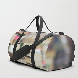 Personal Library Duffle Bag