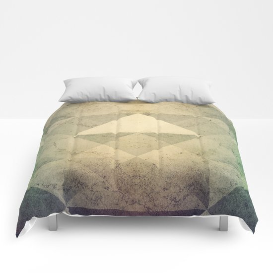 Triangles XXVII Comforters