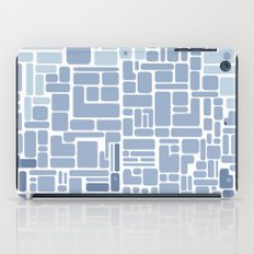 city planning iPad Case