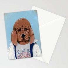 Daft Punk - Da Funk - Big City Nights Stationery Cards