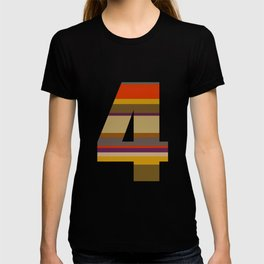 4 Who? T-shirt