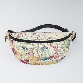 Country Garden Fanny Pack