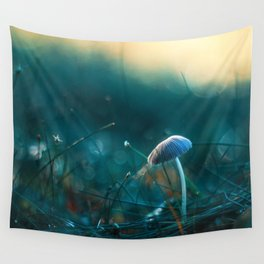 In the Dusk of Dawn Wall Tapestry