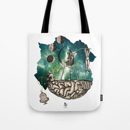 Subjective Reality Tote Bag