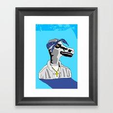 VELOCI-PAC Framed Art Print