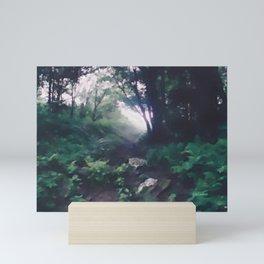 """ Forest Beckoning "" Mini Art Print"