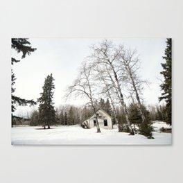 House on 795 Canvas Print
