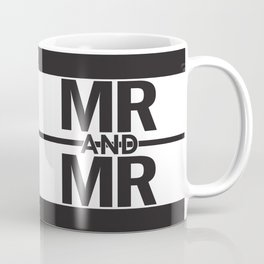 Mr & Mr Coffee Mug