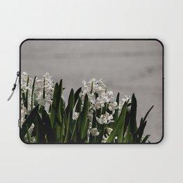 Hyacinth background Laptop Sleeve