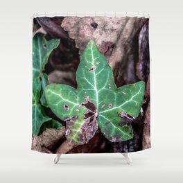 Ivy leaf Shower Curtain