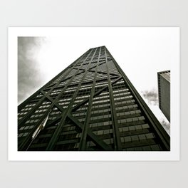 Chicago Greys Art Print