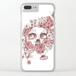 Die Beautiful Clear iPhone Case