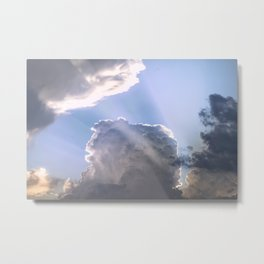 Cloud1 Metal Print