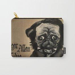 Edgar Allan Pug Carry-All Pouch