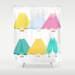 Magic Princess Shower Curtain