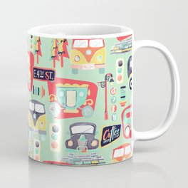 Travel Back in Time Coffee Mug