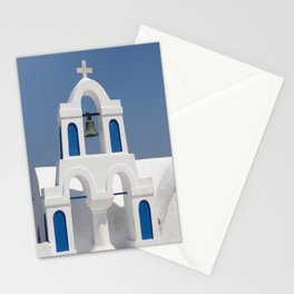Santorin Colors - Blue & White Stationery Cards
