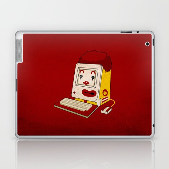 """MAC"" Donalds Laptop & iPad Skin"