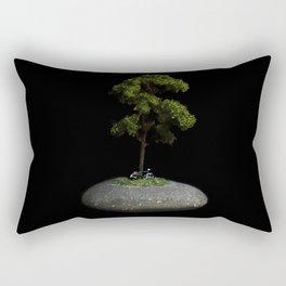 The Second Sanctuary Rectangular Pillow