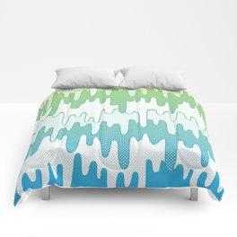 Trippy Drippys Comforters
