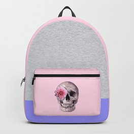 FLOWER SKULL Backpack