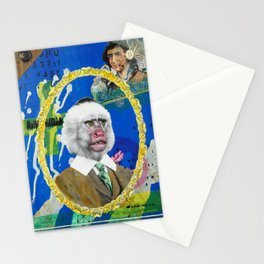 Paolo 'Paco' Silva Stationery Cards